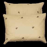 Подушка на верблюжей шерсти