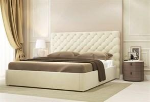 Интерьерная кровать Эстель, основание решетка