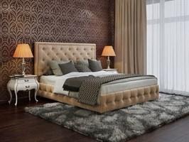 Интерьерная кровать Вирджиния, подъемный механизм