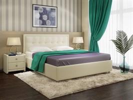 Интерьерная кровать Амелия, основание решетка