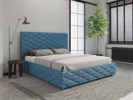Интерьерная кровать Виолетта, основание решетка