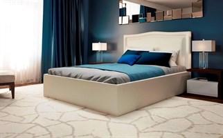 Интерьерная кровать Бруно, основание решетка